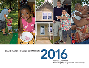 2016 GRHC annual report